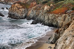 Beaches Born Beautiful By Big Sur