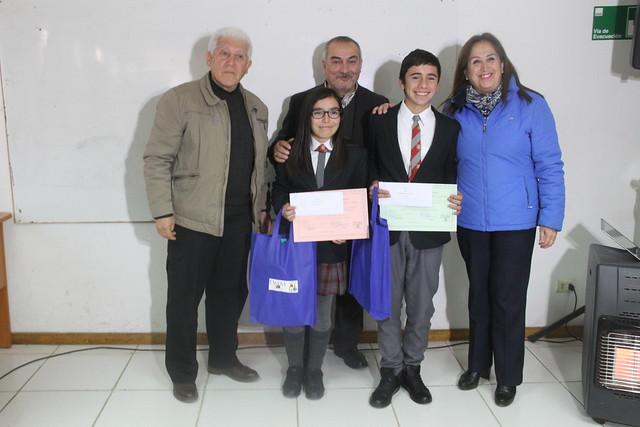 Beca Municipal DAEM 2018 benefició a 26 alumnos de Coltauco