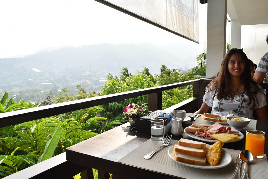 Desayuno Panviman