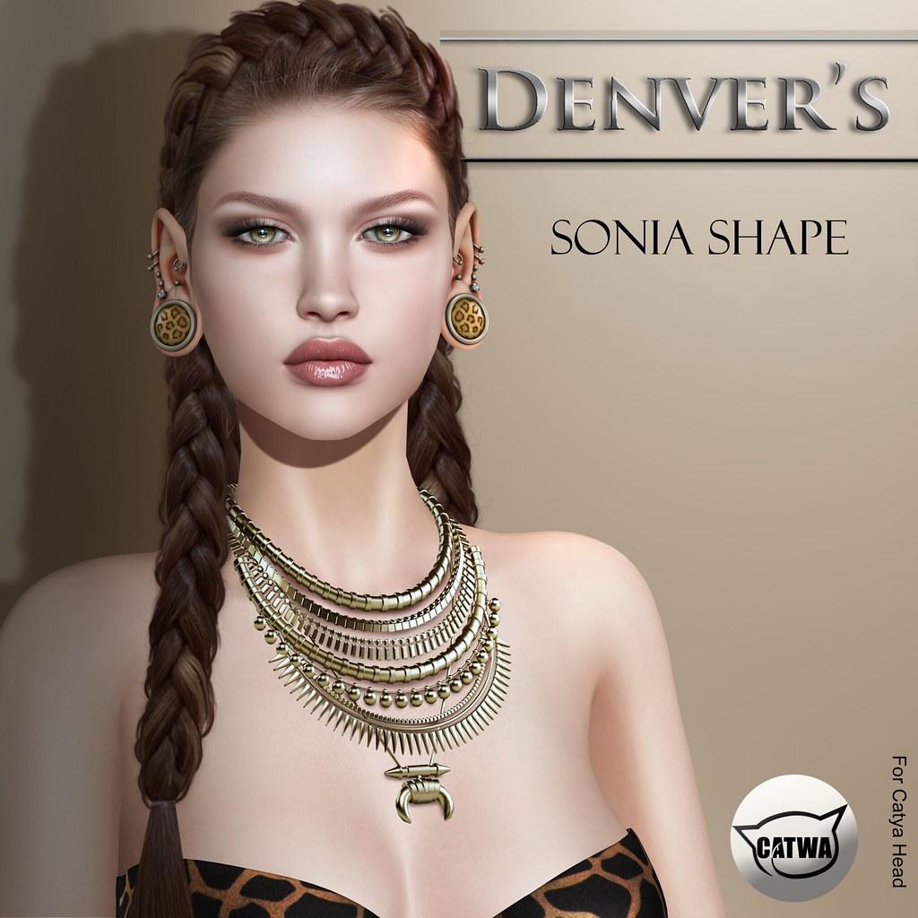Denver's Sonia Shape-