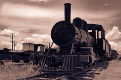 That Long Black Train