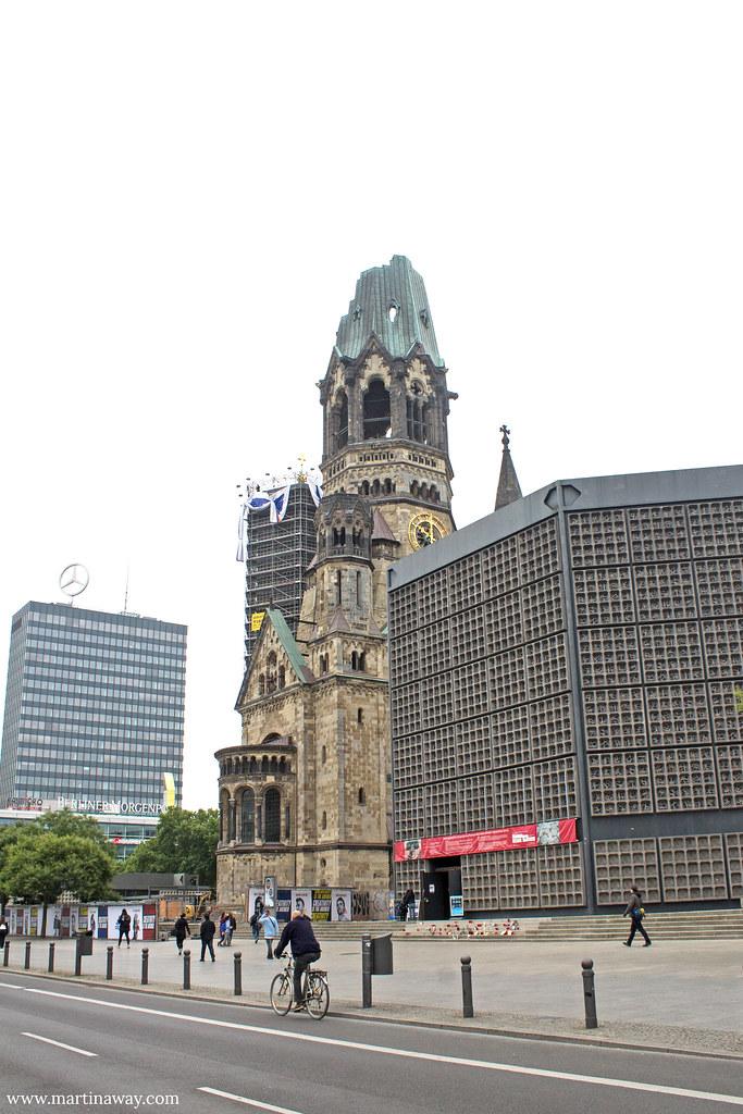 Kaiser-Wilhelm-Gedächtniskirche, Berlino cosa vedere