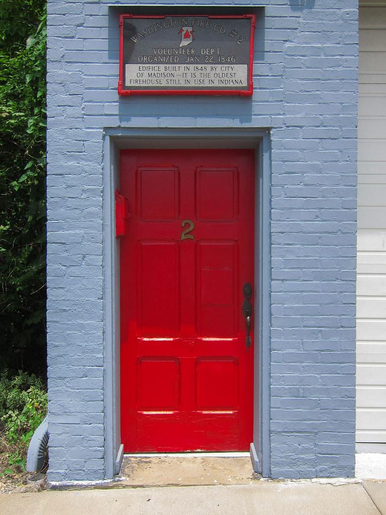 Madison door