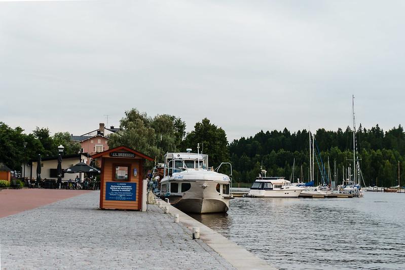 Летний Suomi trip: Реповеси – Порвоо – Бенгтшер – Хельсинки