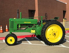 1948 John Deere Tractor in Lake Dallas Texas