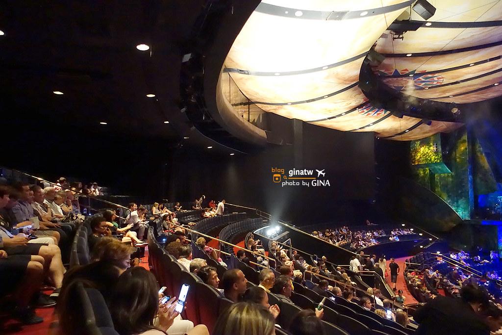 【拉斯維加斯表演秀】Mystere神秘秀|經典劇目表演秀|太陽馬戲團代表作|威尼斯人飯店(The Venetain)夜景 @GINA環球旅行生活|不會韓文也可以去韓國 🇹🇼