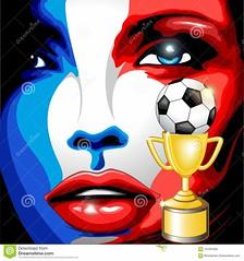 And the #Winner is... #France! Congratulations!:soccer:️:trophy:  #illustrations & #Designs by #BluedarkArt / #TheChameleonArt  #Worldcupfinal #vivelesbleus #vivelafrance #francechampiondumonde #francefootballchampions #francesoccerworldchampions    :trop