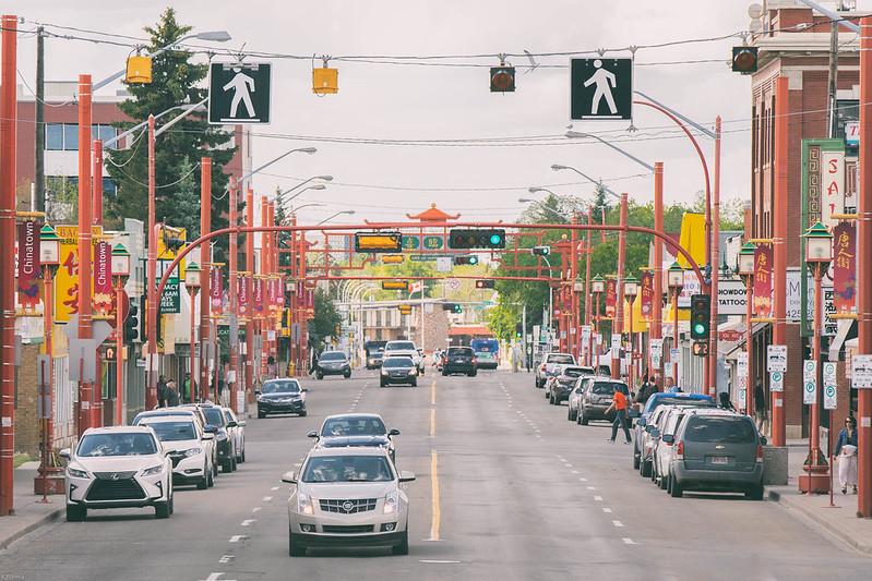 Edmonton Chinatown