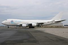 OO-THD | Boeing 747-4HAFER | ASL Airlines Belgium
