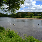 Scenic Preston by the Ribble