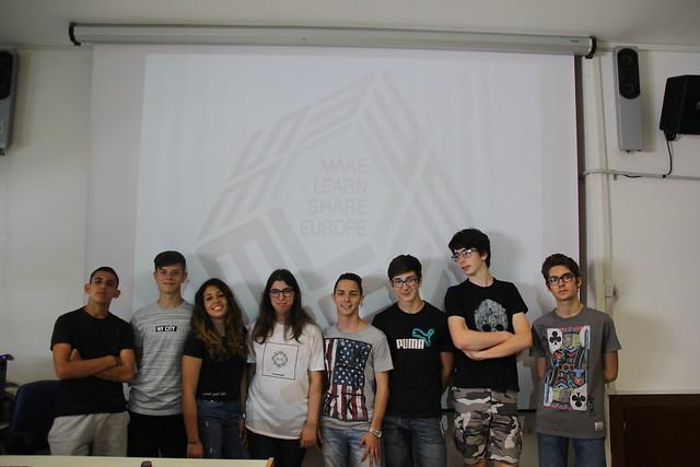 Make:Learn:Share:Europe - le Open School Unit