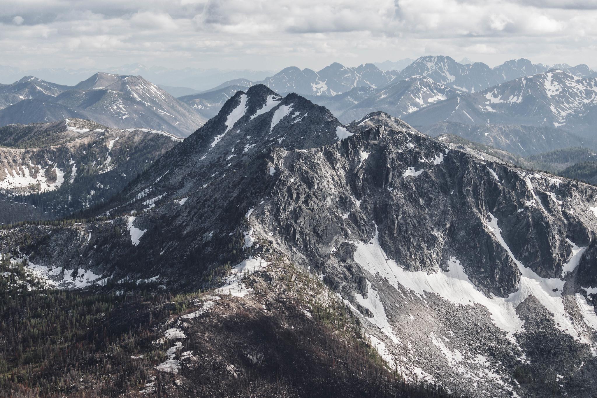 Peepsight Mountain