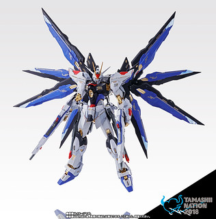 METAL BUILD Strike Freedom Gundam TAMASHII NATION 2018 Limited Color Announced!