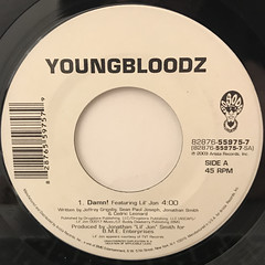 YOUNGBLOODZ:DAMN!(LABEL SIDE-A)
