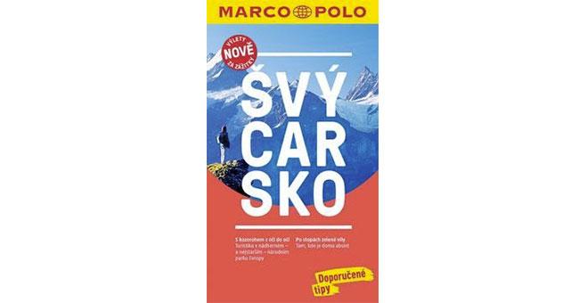 Švýcarsko / MP průvodce nová edice