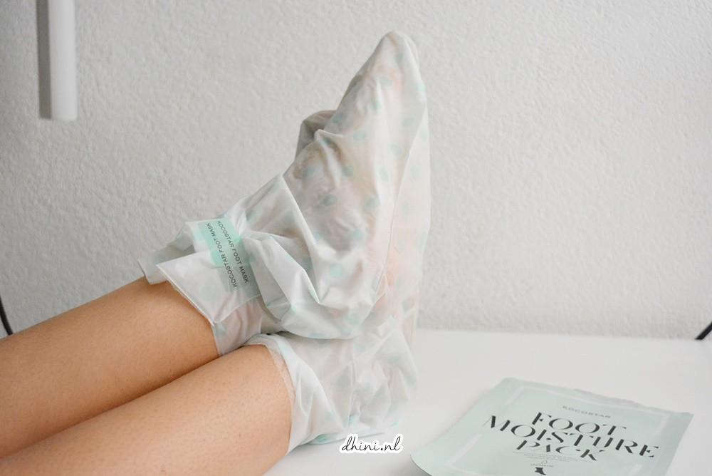 Kocostar voet mask
