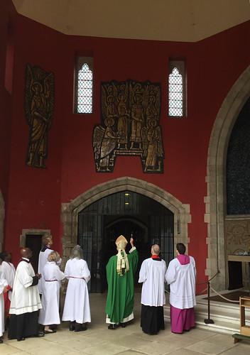 180610 - KSC Pilgrimage Aylesford