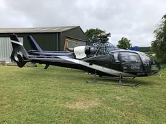 Aerospatiale SA.341G Gazelle N58283