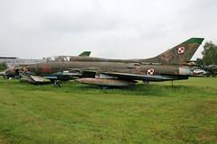 Sukhoi SU-22UM-3K Polish Air Force 304