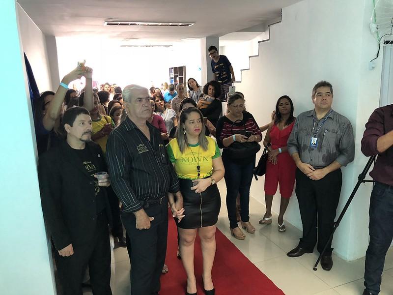 Sindicab - Inauguração