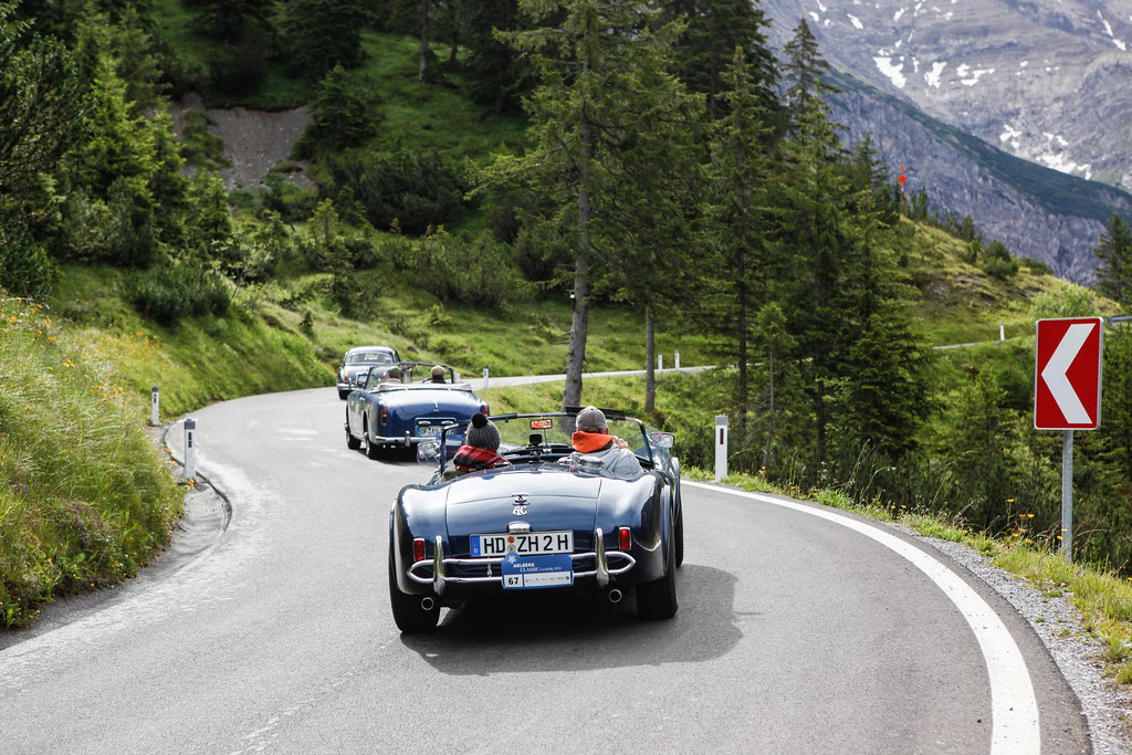 Best of Arlberg Classic Car Rally 2018