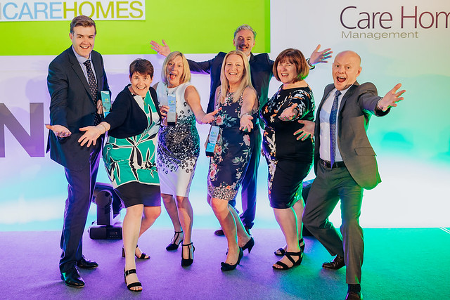 Care Home Awards 2018