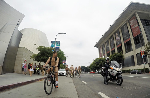 L.A. World Naked Bike Ride 2018 (115139)