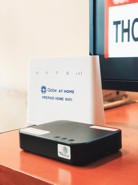 Globe Wifi TV Pack Giveaway