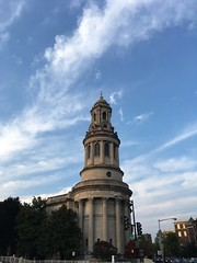 Tower of National Baptist Memorial Church, 16th Street NW and Columbia Road, Washington, D.C.