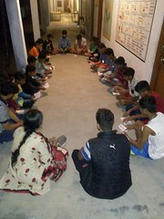 Personality Development and Yoga camp at Kangra