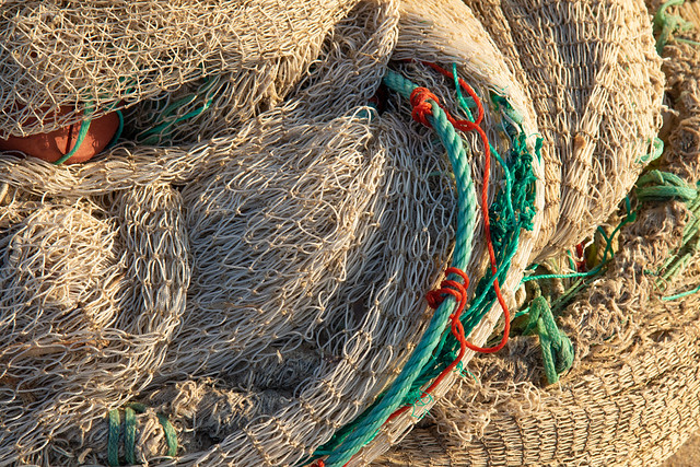 Fishing Nets, Canon EOS 7D MARK II, Canon EF-S 17-85mm f/4-5.6 IS USM