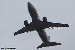 G-CELG - 24303 - Jet2 - Boeing 737-377 - Donington - 180402 - Steven Gray - IMG_0408