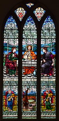 east window (Mary Lowndes, 1920)