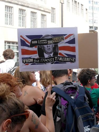 Carnival of Resistance - Stop Trump - London 2018 - 8