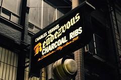 Charles Vergo's Rendevous BBQ joint Memphis