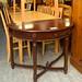 Ex hotel mahogany hall table E150
