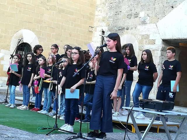 festival della musica alunni mazzini-carano