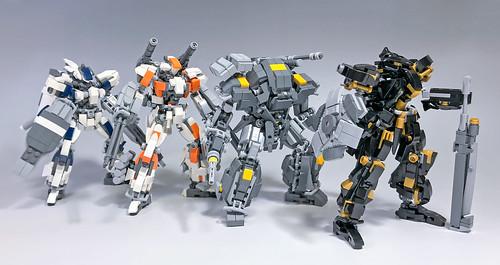 LEGO Robot Mk15 series-04