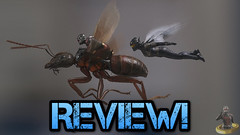 Ant-Man and the Wasp Review!
