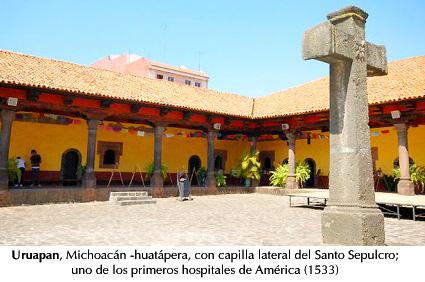 Uruapan, Michoacán, 1533