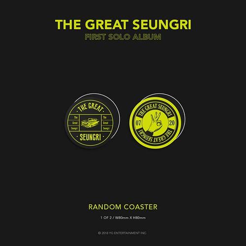 Seungri THE GREAT SEUNGRI Solo Album 2018 (7)