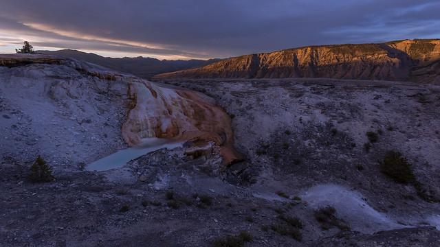 Yellowstone ... Mammoth Hot Springs