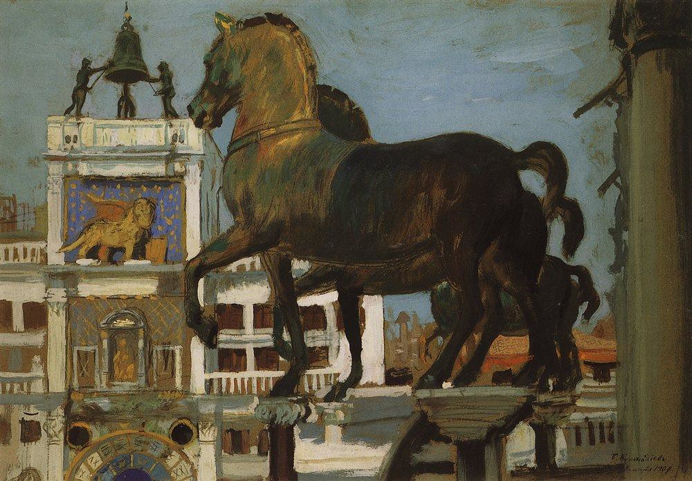 horses-of-st-mark-venice-1907