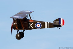 Sopwith Camel F1 (replica) D1851 G-BZSC - The Shuttleworth Collection