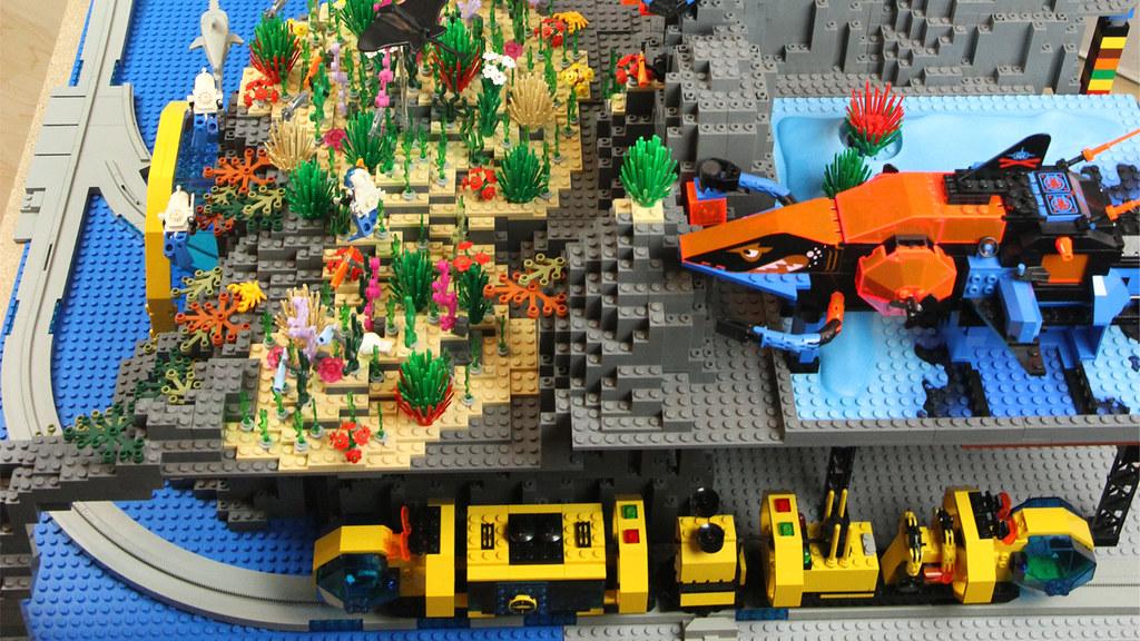 Aquazone Deep Sea Mining Outpost (MOC)