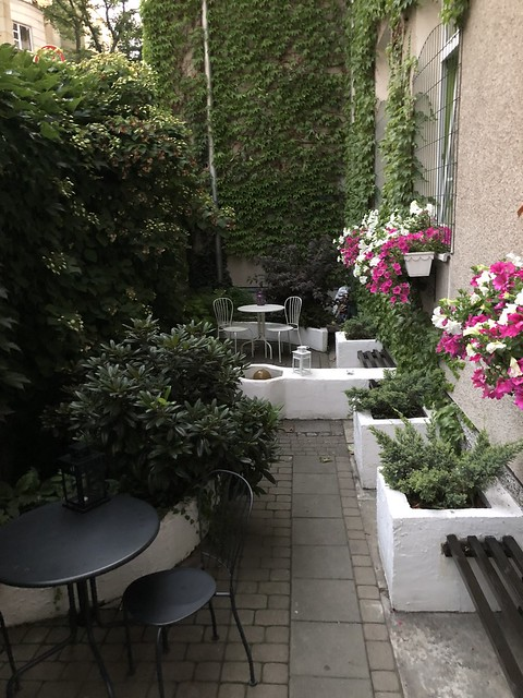 Secret garden hostel