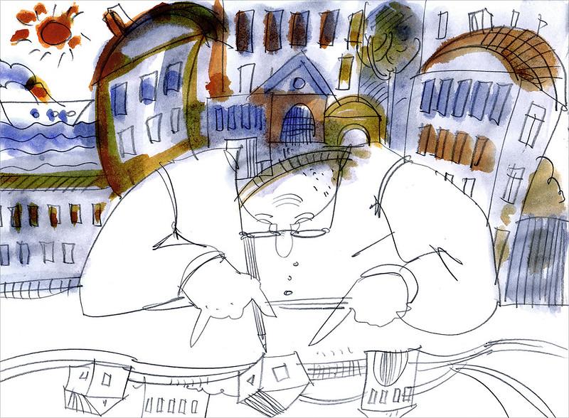 Urban-sketcher