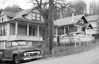 Houses in West Seattle, 1976