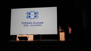 FOSS4GE-Europe 2018