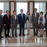 President Nakao, UNIDO Director General discuss deepening collaboration